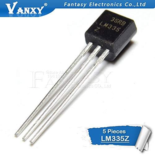 Amazon.es - 5PCS LM335 Temperature Sensor