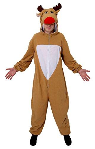 I love Fancy Dress ilfd4010s Erwachsene Rentier Kostüme (klein)