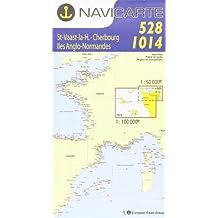 Carte marine : St-Vaast la Hougue - Îles Anglo-normandes