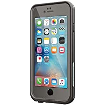 LifeProof Fre - Funda sumergible para Apple iPhone 6/6s, color gris