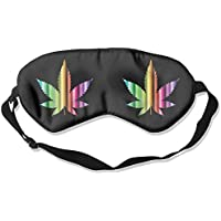 Leaf Weed 99% Eyeshade Blinders Sleeping Eye Patch Eye Mask Blindfold For Travel Insomnia Meditation preisvergleich bei billige-tabletten.eu
