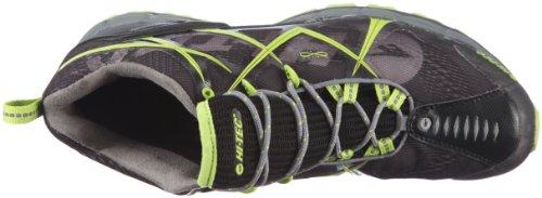 Hi Tec V-Lite Infinity Mid WP HTO001407, Chaussures de randonnée homme Vert-TR-F5-52
