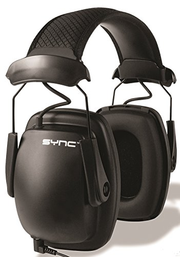 Howard Leight Sync - Gehörschutz Kopfhörer (Honeywell 4-filter)