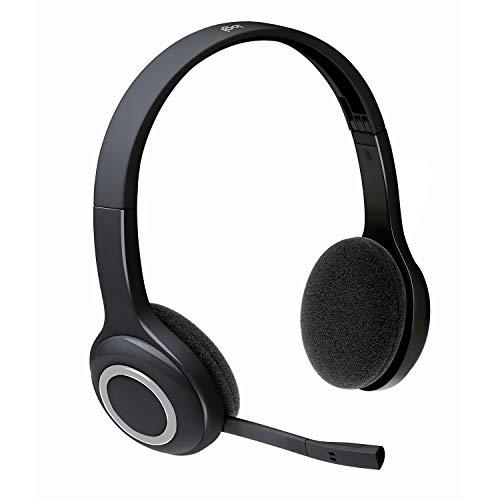 Logitech H600 6hrs On-Ear Black