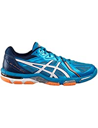 Chaussures Asics Gel-VOLLEY ELITE 3 bleu/blanc/orange
