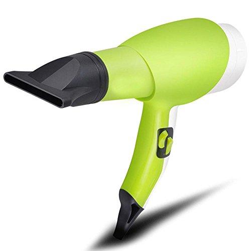 Verdi ad alta potenza professionale capelli asciugacapelli costante caldo e freddo asciugacapelli famiglia pieghevoli capelli essiccatore aria Hair Dryer