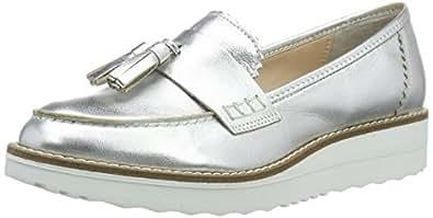 Carvela Women's Limbo Np Low-Top Sneakers, (Silver), 5 UK 38 EU