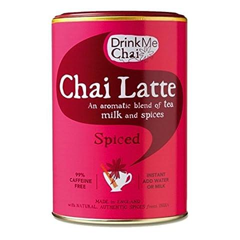 Drink Me Chai | Spiced Chai | 2 x 6 x 250g