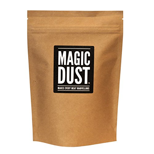 Magic Dust - Condimento per tutti gli usi, Barbecue e Marinatura a secco - di 'Nifty Kitchen' - Confezione Grande (225 gr)