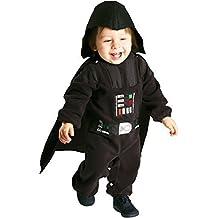 Costume di Star Wars (Darth Vader/ Principessa Leia/ Yoda), per Halloween, per bambini 1–2anni