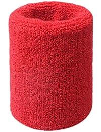 TianranRT - Pulseras de algodón para deporte y tenis, 5 x 8 cm, ...