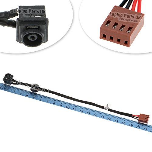 SONY Vaio VGN-AW21Z/B DC Power Jack, Strombuchse, Buchse, Netzteilbuchse mit Kabel (Vaio Power Jack)