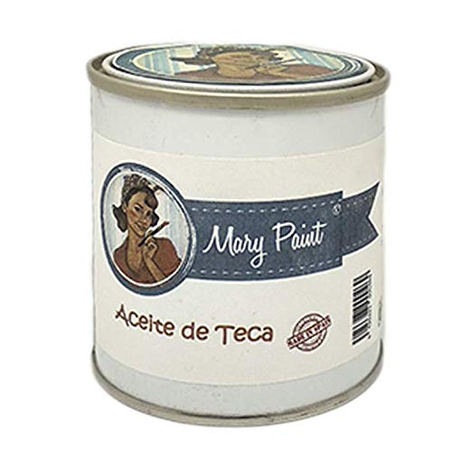 Mary Paint 250/00057 Aceite de Teka Incolora 250 ml