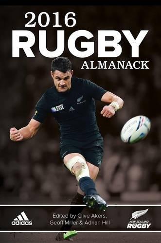 2016 Rugby Almanack por Clive Akers