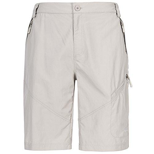 Trespass - Pentas - Pantaloni Corti Sportivi - Uomo Fungo