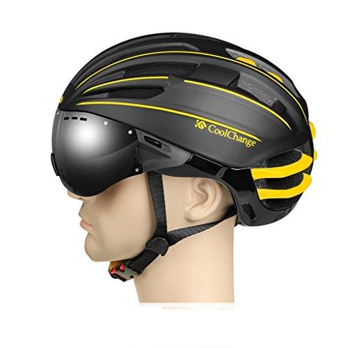 skc-mtb-casco-con-occhiali-unisex-formata-integralmente-casco-ciclismo-su-strada-skc-colore-giallo-