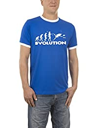 Touchlines Herren Top Evolution Dive Kontrast