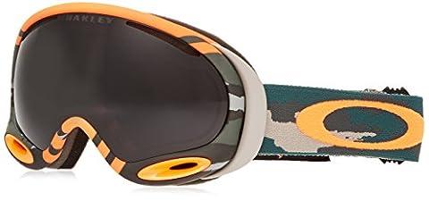 Herren Schneebrille Oakley A-Frame 2.0 flight series warhawk