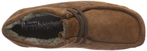 Sioux Grashopper-d-141-Lf, Mocassins Femme Marron - Braun (malt)