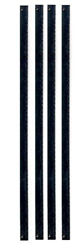 Zona 36–679Laubsägeblätter, 6–1/2lange zwischen Pins, 250-inch X 014-inch X 32TPI, 4er Pack