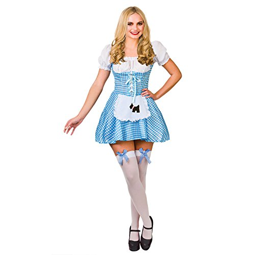 Kostüme Country Cute Girl (Cute Country Girl (XS))