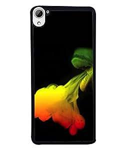 PrintVisa Man Smoking High Gloss Designer Back Case Cover for HTC Desire 826 :: HTC Desire 826 Dual Sim