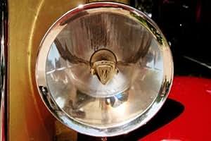 Phares marchal 30 ans-moteur-art poster de 20 x 30 cm