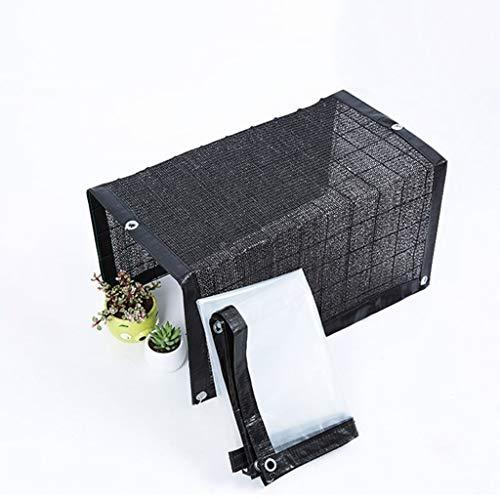 Preisvergleich Produktbild Hty Zyb Kleine Blumenschuppen-Markise,  Haupt-Multi-Fleisch-Balkon-Schuppen-Grün-Pflanzen-Schatten-Warmer Raum-Regen-Schutz (größe : 120 * 40 * 40cm)