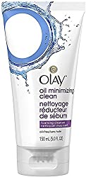 6 Pack - OLAY Oil Minimizing Clean, Foaming Cleanser 5 oz