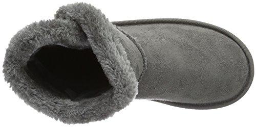 Canadians Boots, Stivaletti Donna Grigio (Grau (250 DK. GREY))