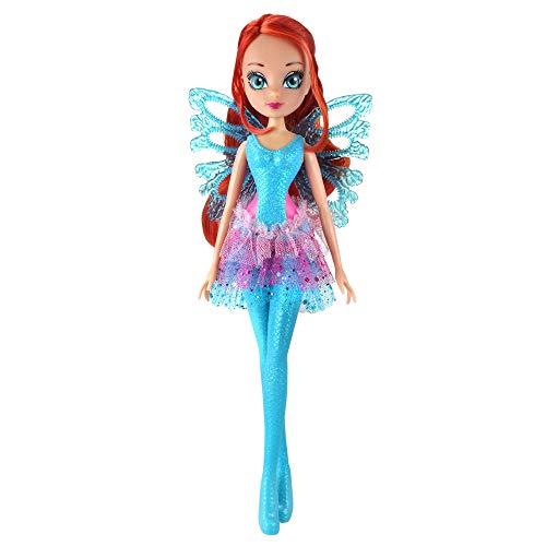 Giochi Preziosi Winx sirenix Bubbles Wings, Bloom con alas y...