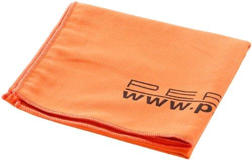 PEARL Pocket-Handtuch Extra saugfähiges Mikrofaser-Handtuch 80 x 40 cm, orange