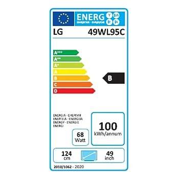 "LG 49WL95C Monitor 49"" Curvo UltraWide 5K 32:9 LED IPS HDR 10, 5120 x 1440, Speaker Stereo, 1x USB-C, 1x Display Port, 2x HDMI, 4x USB 3.0, Uscita Audio, Multitasking, Altezza Regolabile"