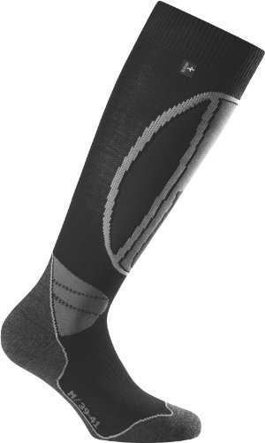 Rohner Socken Snow Sport High Performance, schwarz, 42-44, 70_1783_schwarz - High-performance-knöchel-socken