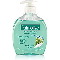 Palmolive Sea Mineral Natural Hand Wash - 250 ml