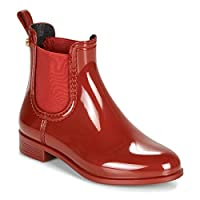 Lemon Jelly BIA Boots Filles Red Wellington Boots