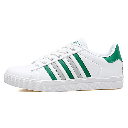 TORISKY Femme Homme Baskets Casual Chaussures de Sport Athlétique Sneakers Vert