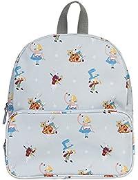 Sophie Allport Oilcloth Back Pack - Alice in Wonderland design