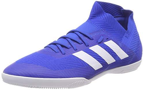 adidas Herren Nemeziz Tango 18.3 IN Futsalschuhe, Blau Ftwbla/Fooblu 001, 45 1/3 EU