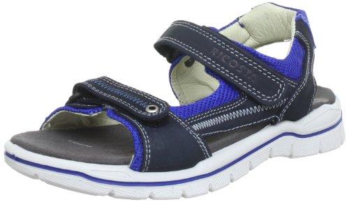 Ricosta GOS(M) 6221300, Sandali ragazzo Blu (Blau (SEE/ROYAL 171))