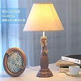 YU-K Creative fiori farfalle dimmerabile LED lampada da scrivania al posto letto camera da letto accensione a caldo della lampada Lampade romantica, butterfly-luce, biancheria coperchio lampada