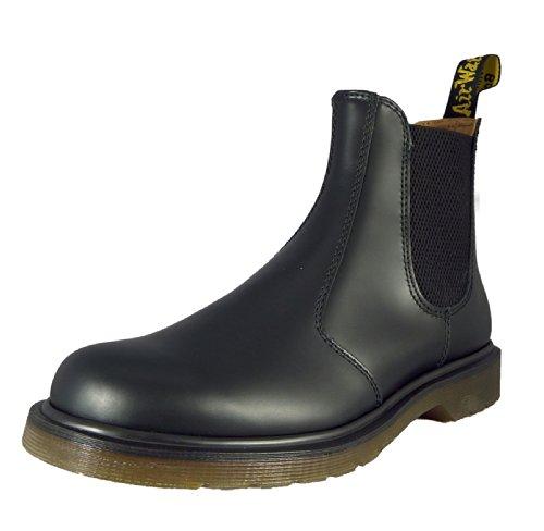 Dr Martens 2976 Smooth Chelsea Boots (Schwarz) Schwarz