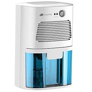 humedades: TOUCHXEL Deshumidificador Eléctrico con Capacidad de 410ML, Deshumidificador Sil...