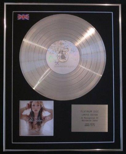 GOODREM Ltd-DELTA Edtn Platinum disco, INNOCENT EYES - Disco Eye
