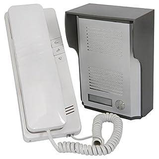 Mercury 350.010UK 2 Wire Door Phone System