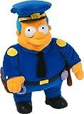 United Labels 1000179 - Peluche Cartoon Simpson United-Jefe Wiggum Poliziotto 31Cm