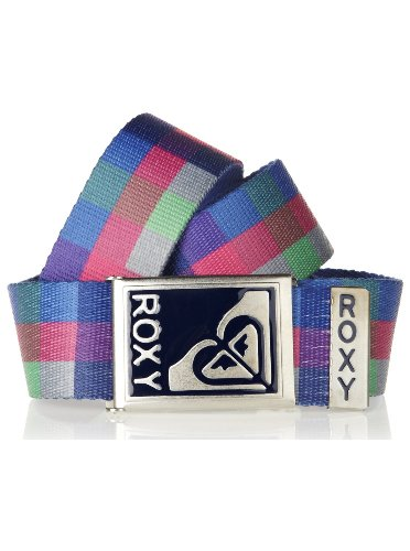 Roxy - Wpwbl051_Rose (Wanna Maker Sma) Donna, Multicolore (Multicolore (Fancy Plaid)), Taglia unica
