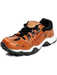 Bacca Bucci Men PU Brown Sport Shoes