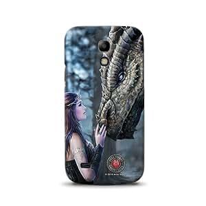 Diabloskinz D0105-0079-0019 komplett bedruckte Schutzhülle für das Samsung Galaxy S4 Mini - Once Upon A Time