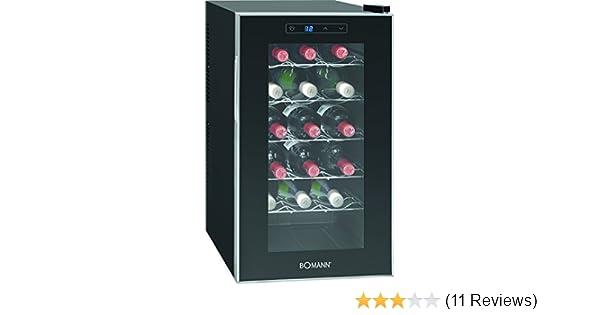 Mini Kühlschrank Interspar : Bomann ksw weinkühlschrank freistehend b kwh jahr